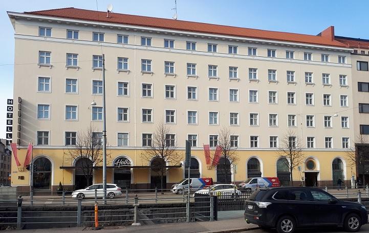 Hotelli Helka Helsinki